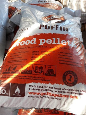 Puffin Wood Pellets image